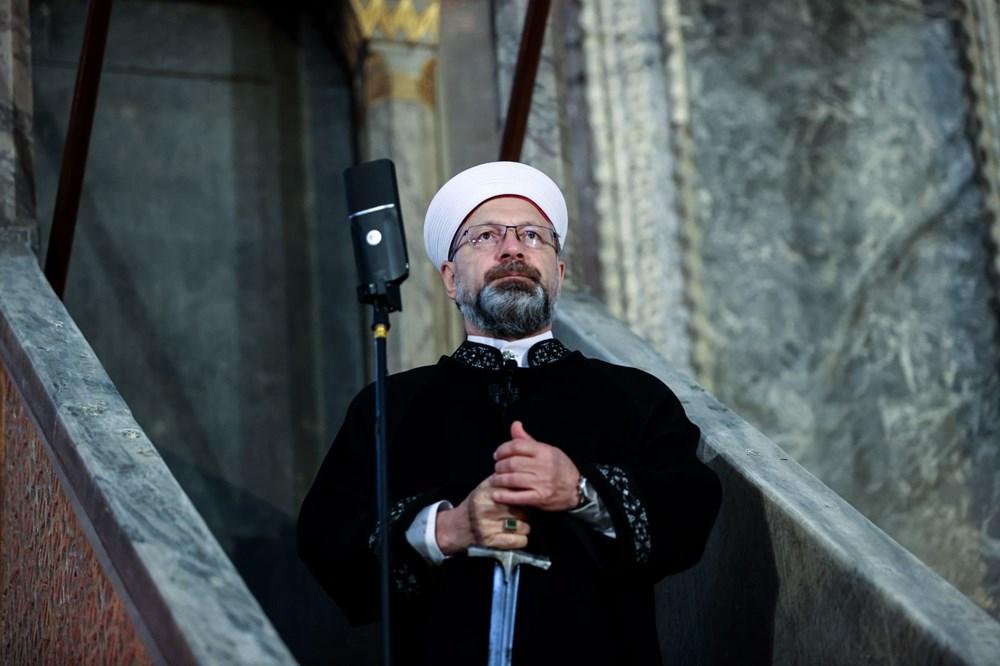 Ayasofya'da 87 yıl sonra ilk Ramazan Bayramı namazı kılındı - 20