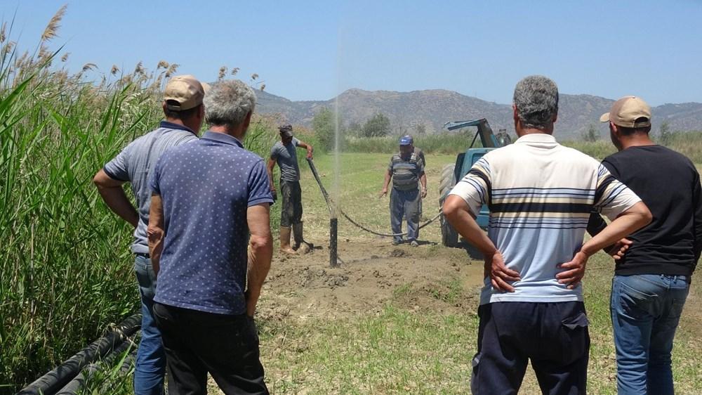 Büyük Menderes kuruyunca çiftçiler yer altı sularına yöneldi - 8