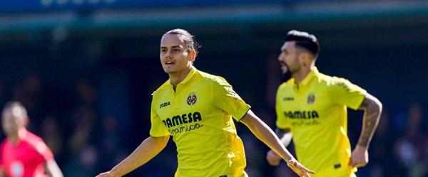 Enes Ünal 2 golle Atletico Madrid'i devirdi!
