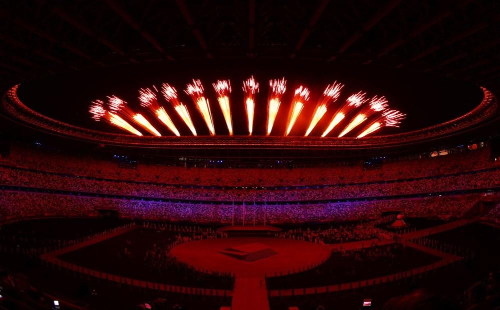 2020 Tokyo Olimpiyat Oyunları, resmen sona erdi (Türkiye, olimpiyat rekorunu kırdı) - 10