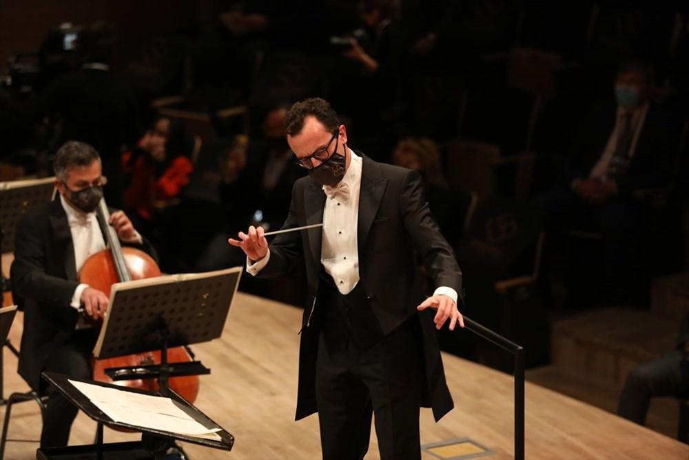 Cumhurbaşkanlığı Senfoni Orkestrası yeni bina açılış konseri - 25