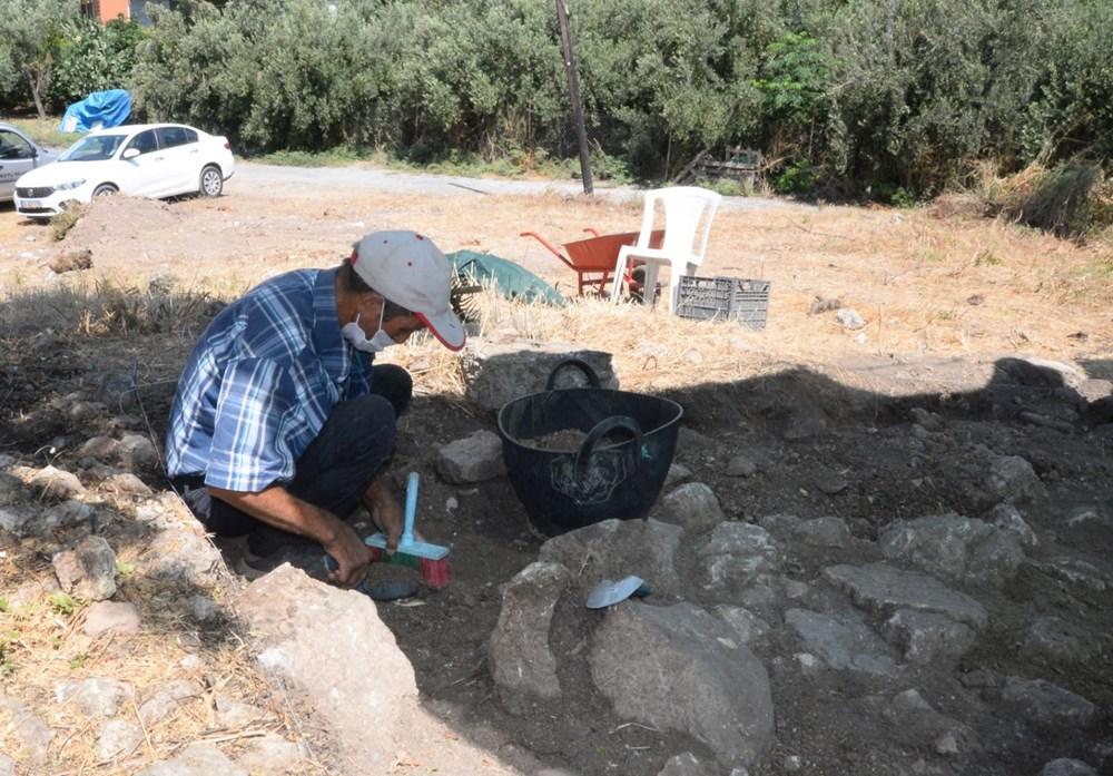 Astronominin kurucusu Aratos'un anıt mezarı için Soli Pompeiopolis'de kazı çalışmaları başladı - 7