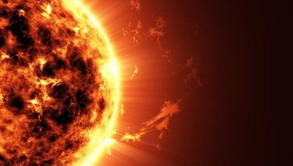 Bilim insanları duyurdu: Güneş yeni bir döngüye girdi - 1