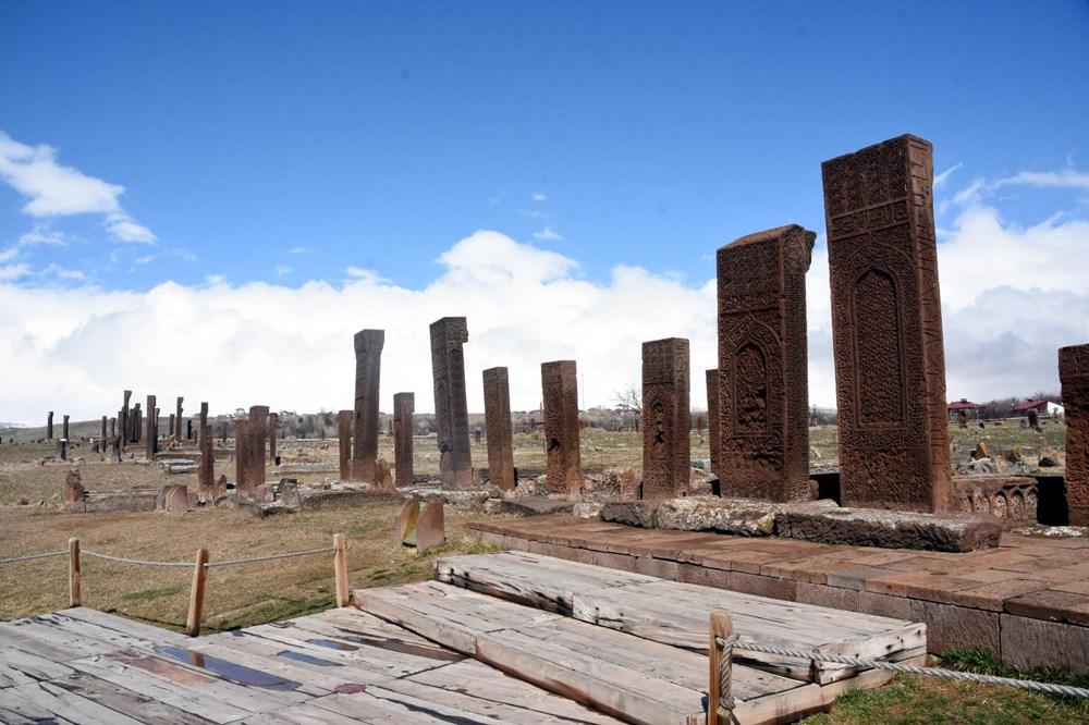 Anadolu'nun Orhun Abideleri: Ahlat Selçuklu Meydan Mezarlığı - 7