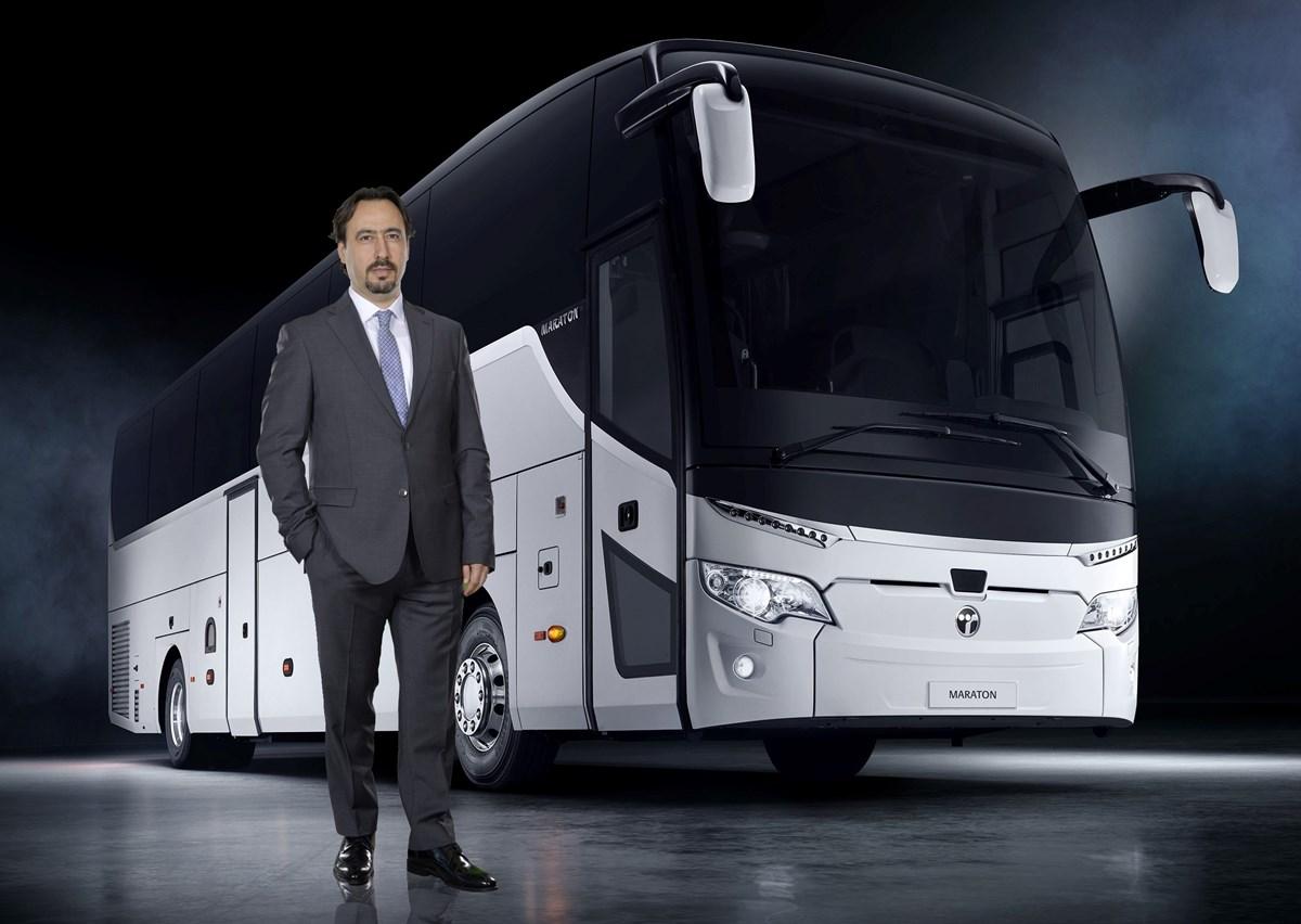 TEMSA Üst Yöneticisi (CEO) Tolga Kaan Doğancıoğlu