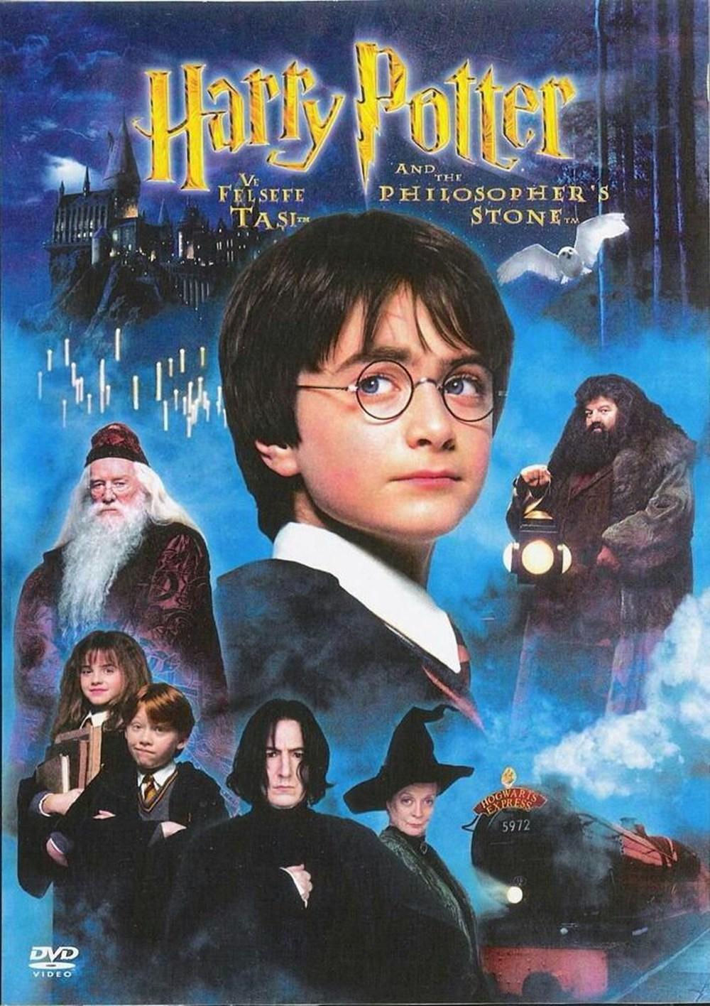 Harry Potter'daki en duygusal sahnenin kazara çekildiği ortaya çıktı - 4