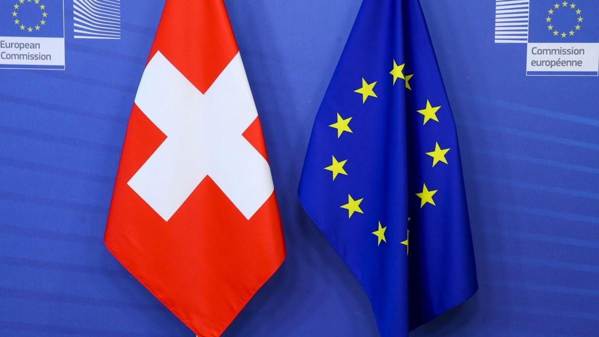 Yedi yıllık müzakereler sona erdi: İsviçre, AB görüşmelerinde masadan kalktı