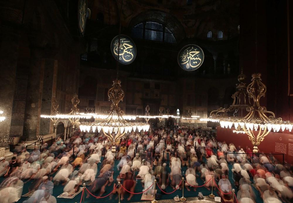 The crowd does not decrease in Hagia Sophia - 6