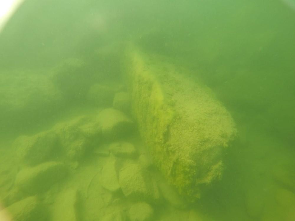 Gaga Gölü'nde kilise kalıntılarına rastlandı - 4