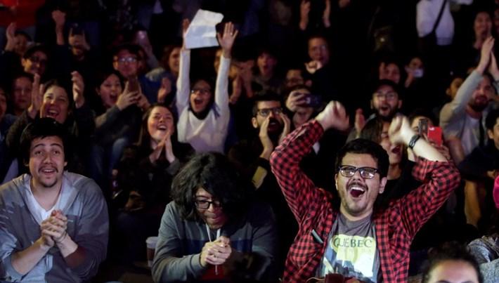 Yönetmen AlfonsoCuaron'un Oscar başarısı Meksikalıları sevindirdi
