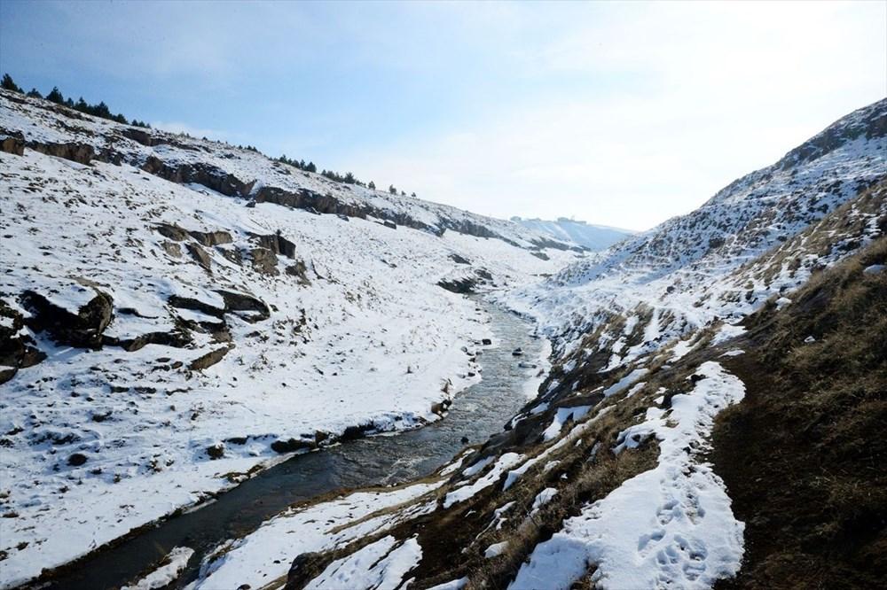 Bitlis'te binlerce yıllık 400 mağara evin bulunduğu 'Madavans Vadisi' turizme kazandırılıyor - 20