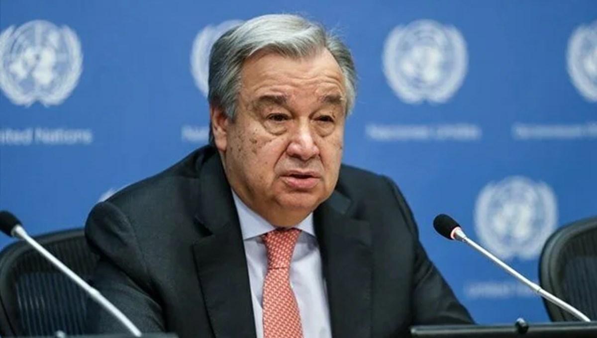 BM Genel Sekreteri Guterres'ten pandemi ve iklim krizi uyarısı: Uçurumun kenarındayız