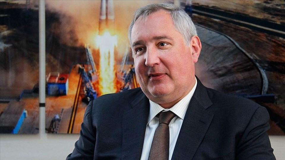 Rusya Federal Uzay Ajansı (Roscosmos) Başkanı Dmitriy Rogozin