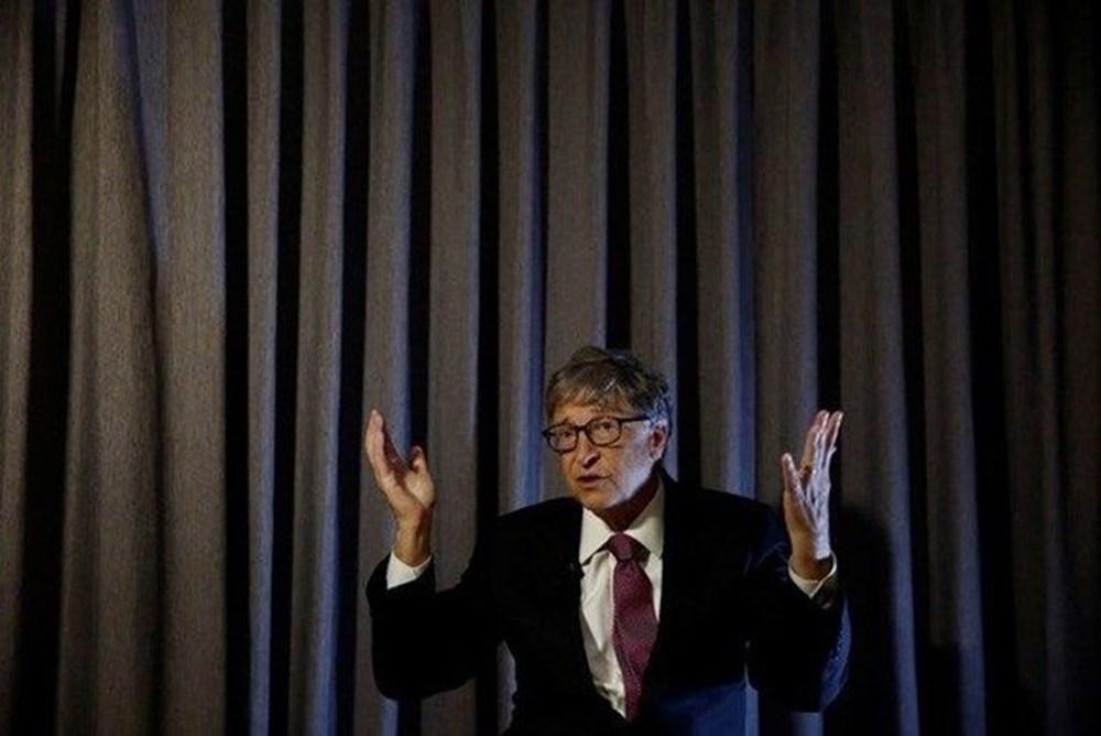 Bill Gates'ten covid-19 açıklaması! Corona virüs salgını ne zaman bitecek? - 2