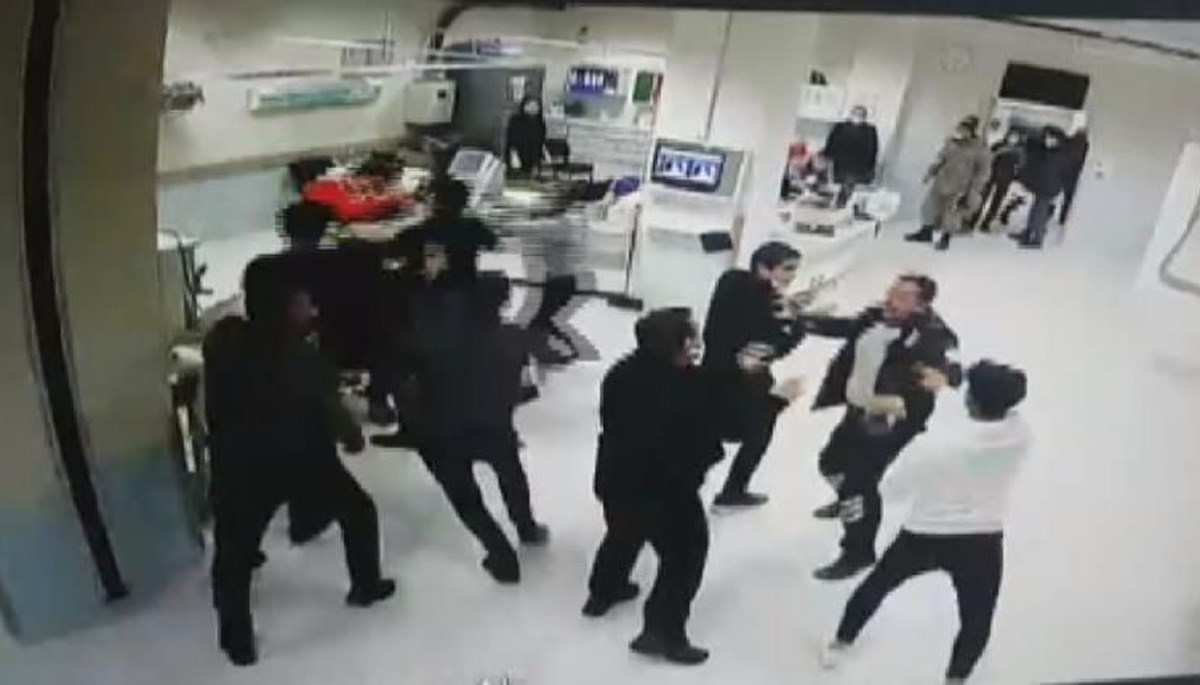 Attack on healthcare professionals from patients' relatives