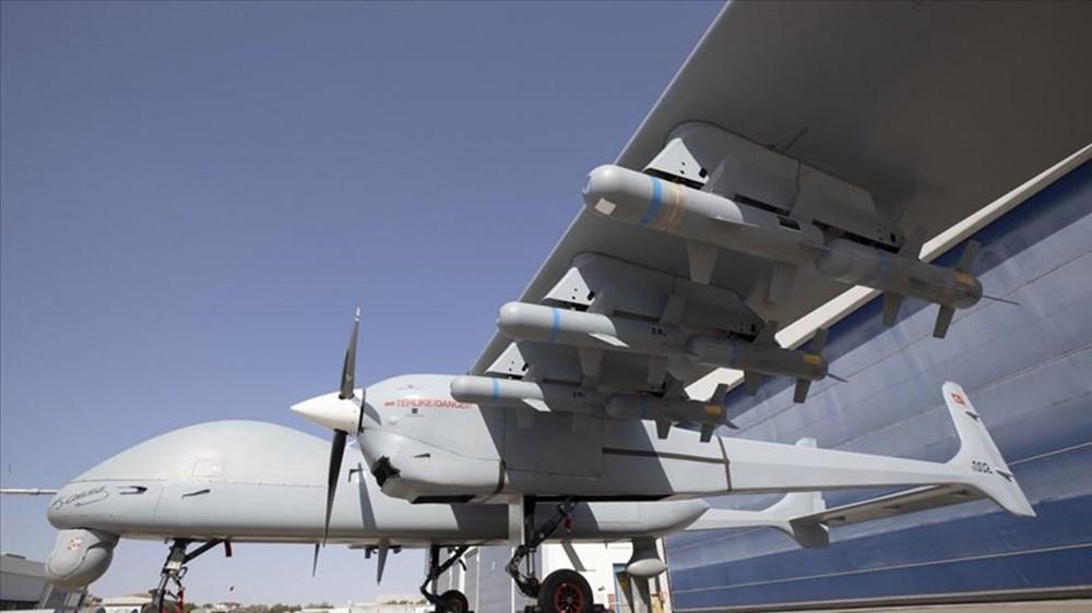 Aksungur tam yüklü mühimmatla 1 günden fazla uçtu (Türkiye'nin yeni nesil silahları) - 2