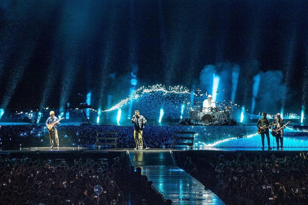 Dünya karantinadayken Yeni Zelanda'da 50 bin kişilik konser - 15