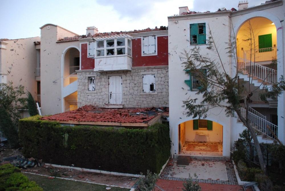 İzmir'de hortum felaketinin boyutları gün ağarınca ortaya çıktı - 7