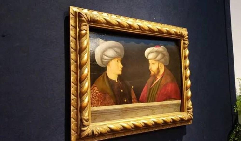 İlber Ortaylı portrede Fatih Sultan Mehmet'in karşısındaki kişinin kim olduğunu açıkladı - 3