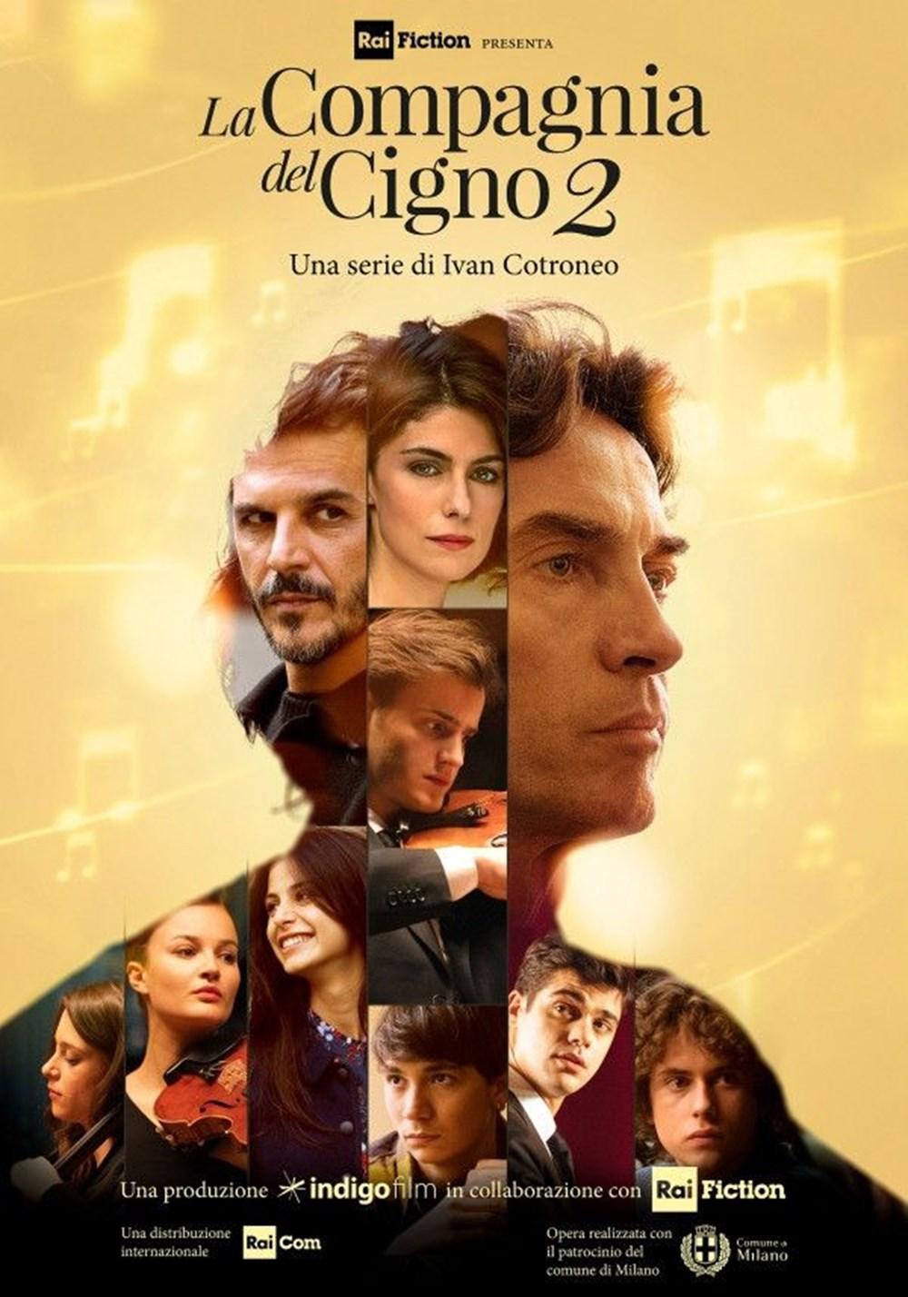 Mehmet Günsür İtalyan dizisiyle ekrana geldi - 5