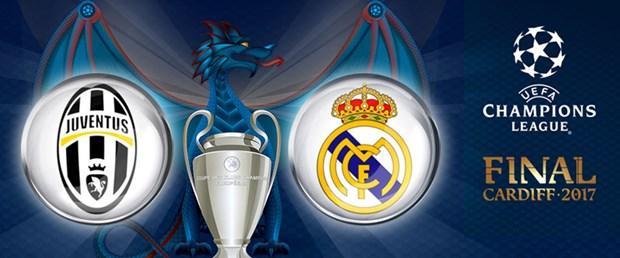Juventus Real Madrid Sampiyonlar Ligi Final Maci Ne Zaman