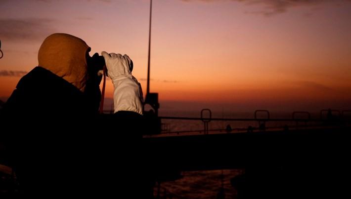 Akdeniz'de büyük tatbikat (47 gemi ve 4 bin 700 personel katılıyor)