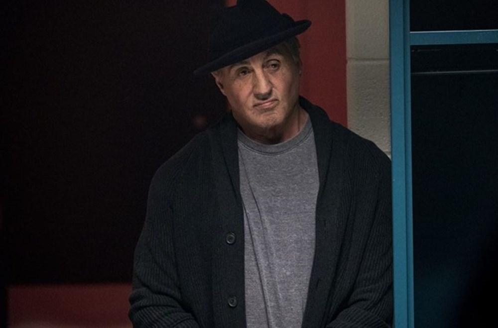 Sylvester Stallone: Rocky dizisi yazmaya başladım - 3