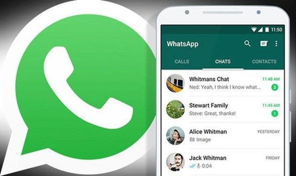 WhatsApp sohbetlerinde yeni dönem - 1