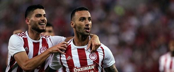 Medipol Başakşehir'in rakibi Olympiakos oldu