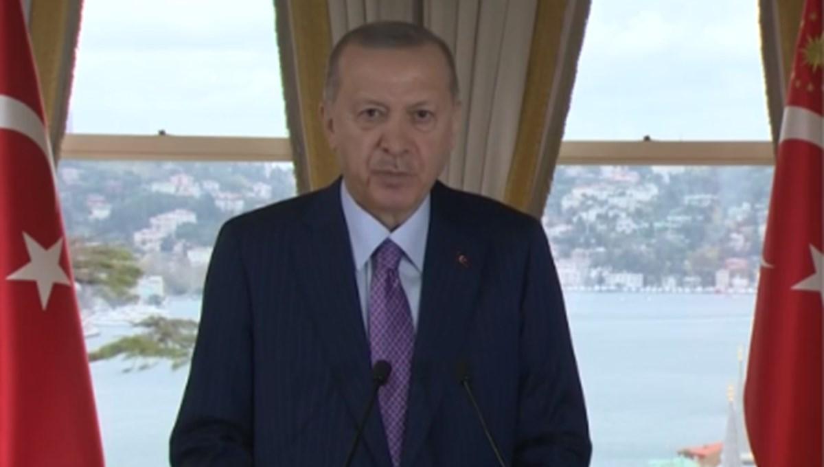 SON DAKİKA HABERİ: Cumhurbaşkanı Erdoğan: Kutsalları aşağılamanın özgürlükle alakası yoktur