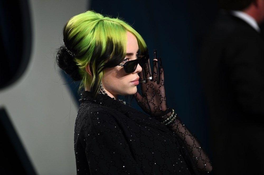 Billie Eilish: Geçmişimden utanıyorum - 4