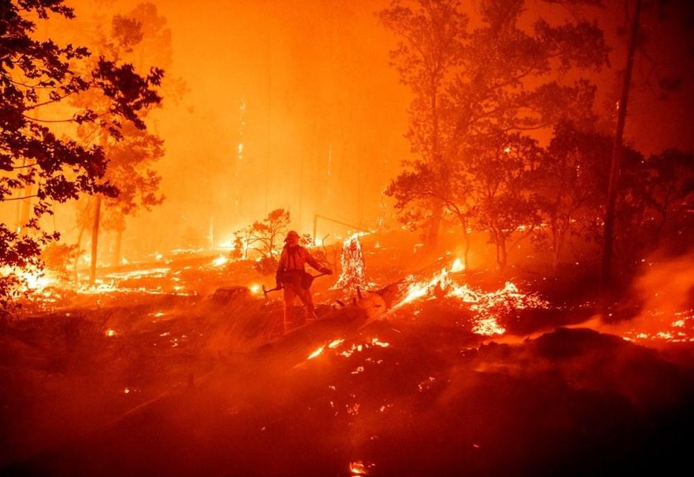 ABD'nin batısındaki orman yangınlarında ölü sayısı 15'e yükseldi - 3