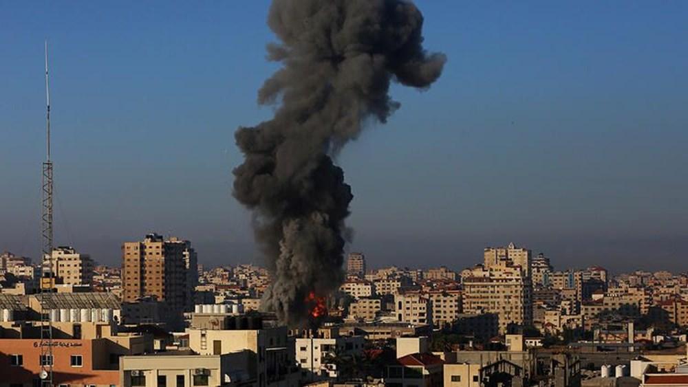 Hamas'ın Gazze'de kullandığı tüneller görüntülendi: İsrail'in hedefinde - 17
