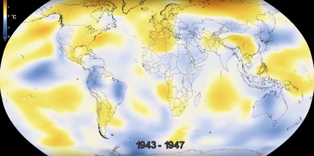 Dünya 'ölümcül' zirveye yaklaşıyor (Bilim insanları tarih verdi) - 72