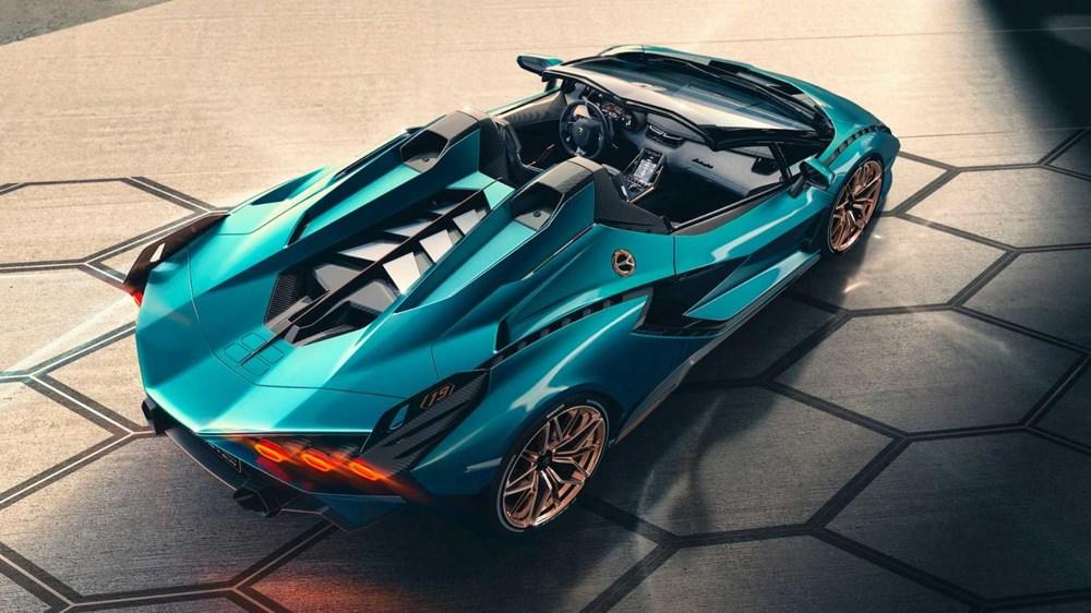 Lamborghini Sion Roadster tanıtıldı (Sadece 19 adet üretilecek) - 7