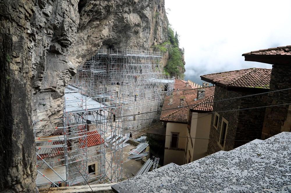 Sümela Manastırı ve Ayasofya Camii açılıyor - 7