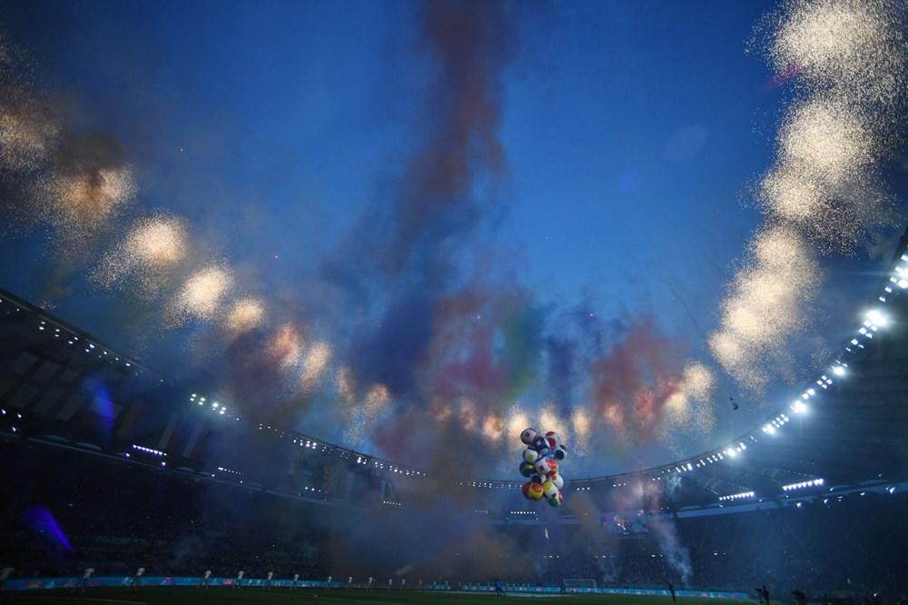EURO 2020'ye görkemli açılış - 9