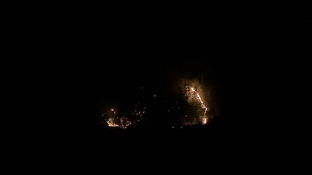 Antalya, Adana, Mersin,Muğla, Osmaniye ve Kayseri 'de orman yangınları - 14