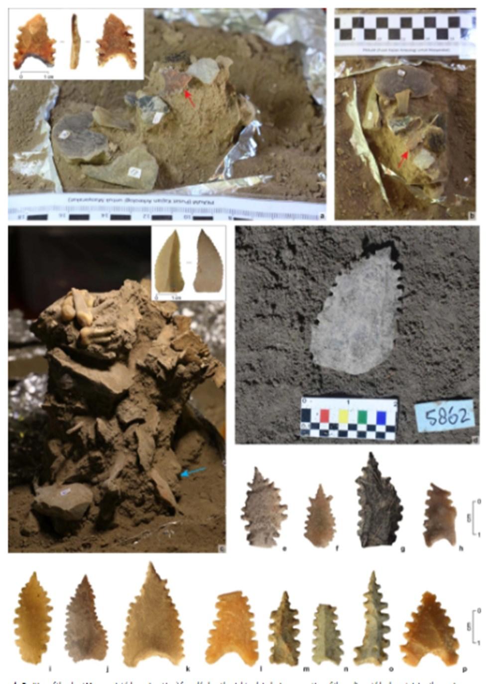 Endonezya'da 7 bin 200 yıl önce ölen kadının DNA örneği keşfedildi - 7