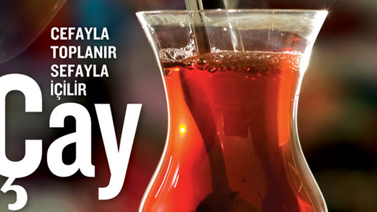Çayın Türkiye serüveni - Magazin Haberleri | NTV