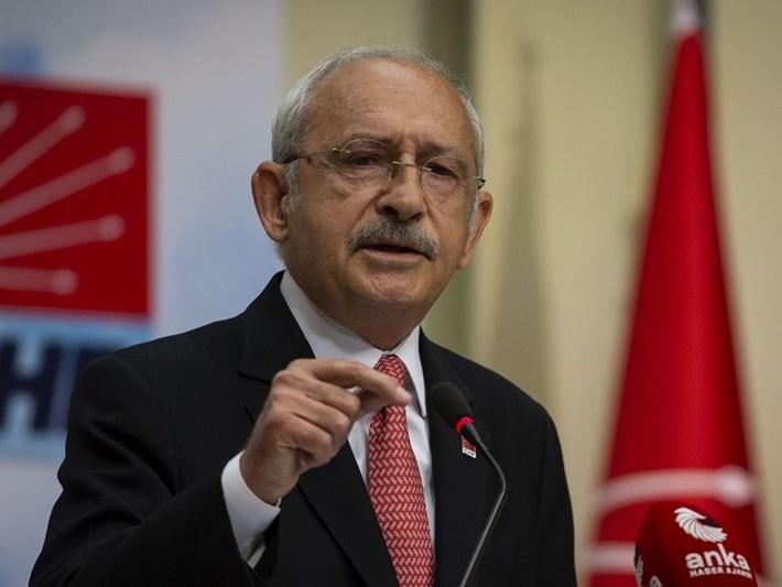 Kılıçdaroğlu'dan hükümete LGS eleştirisi