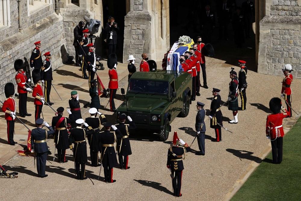 İngiltere, Prens Philip'e veda ediyor - 16