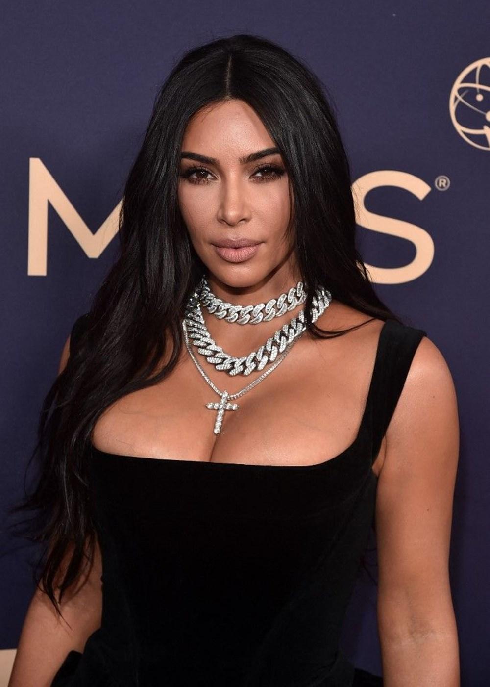 Kim Kardashian'a elmas yüzük ve doğum kontrol hapıyla taciz - 9