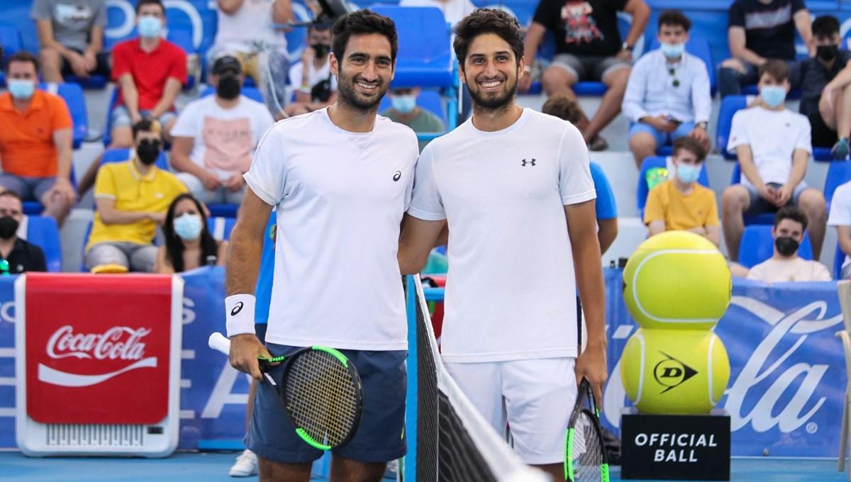 İspanya'da tarihi maç: İki Türk tenisçi finalde karşılaştı