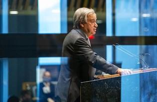 BM Genel Sekreteri Guterres'ten iklim değişikliği konusunda acil durum çağrısı