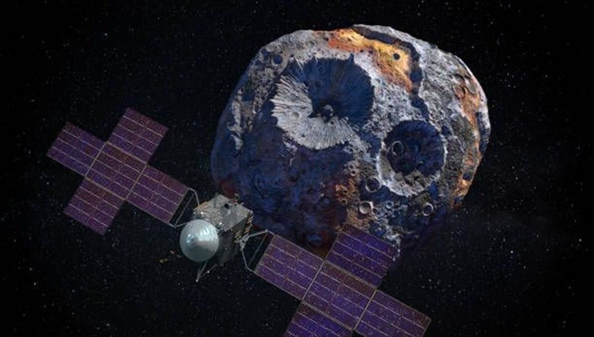 NASA 2026'da araç fırlatacak: Dünyadaki herkesi milyarder yapabilecek 10 bin katrilyon dolar değerindeki astreoide ilişkin yeni keşif