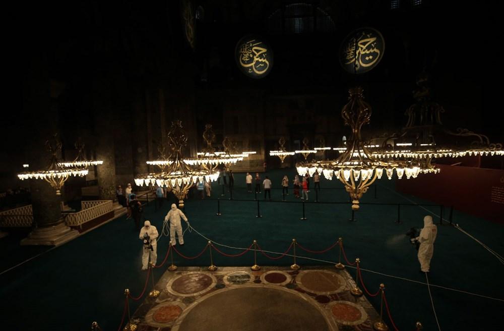 In Hagia Sophia, the crowd does not decrease - 15