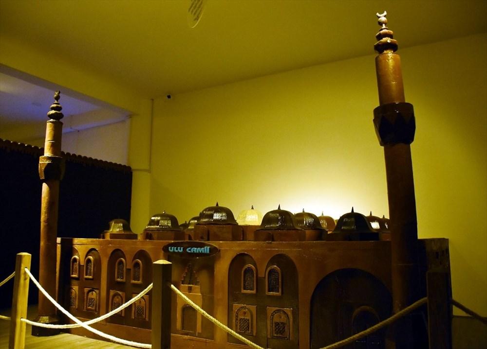 Bursa'nın en tatlı müzesi: 8 ton çikolata kullanıldı (Bursa Çikolata Müzesi) - 13