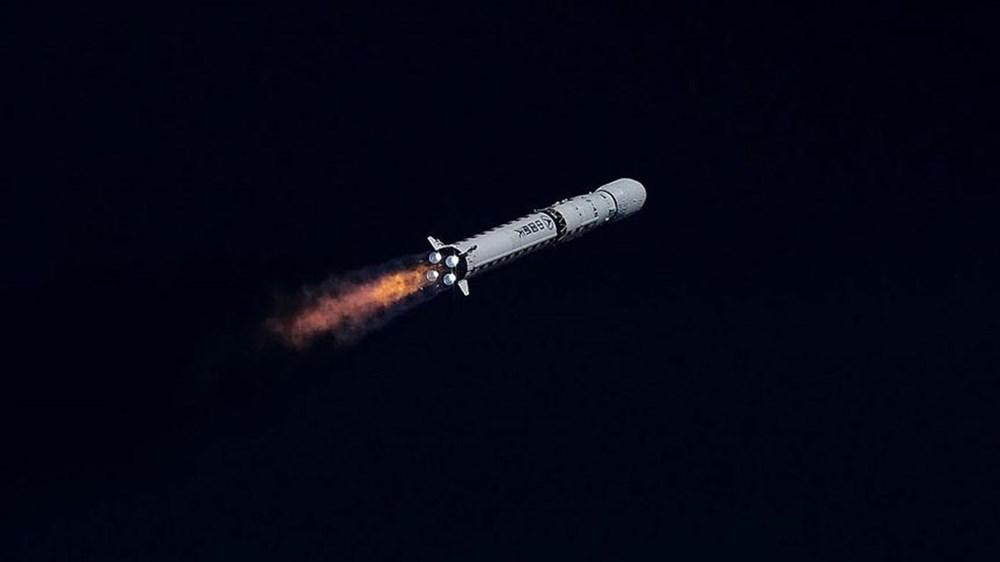 Çin'in uzay kargo gemisi Tiencou-2 yörüngeye yerleşti - 3