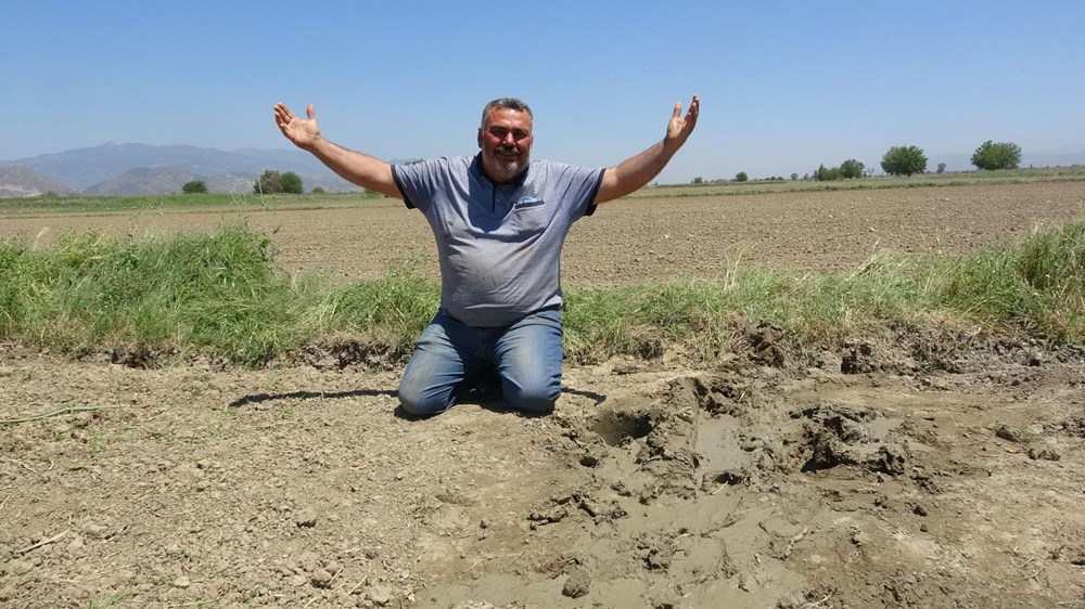 Büyük Menderes kuruyunca çiftçiler yer altı sularına yöneldi - 1